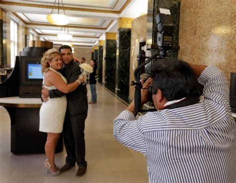 nyc wedding photogs as witnesses ny daily news