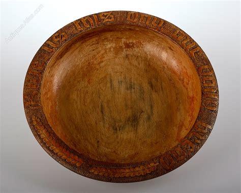 antiques atlas antique edwardian wooden bread bowl