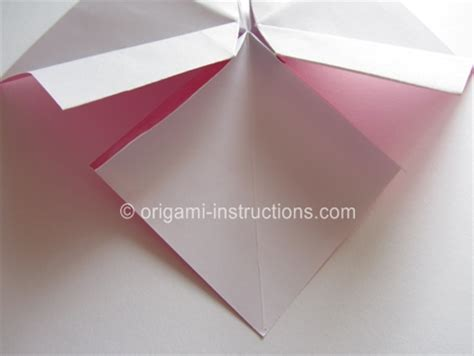 How To Make A Origami Bow And Arrow - origami bow folding