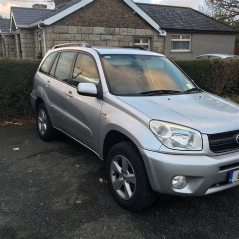 2005 Toyota Rav4 Mpg 2005 Toyota Rav4 For Sale In Crumlin Dublin From Jenny085