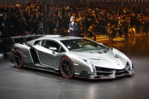 Lamborghini Venno Lamborghini Veneno Finally Officially Unveiled Autoblog
