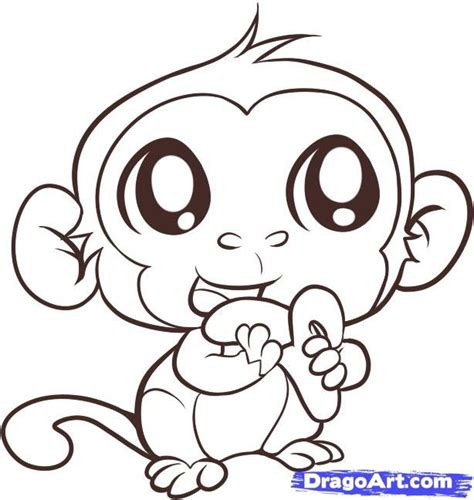 coloring pages of baby monkeys cartoon baby monkey coloring pages enjoy coloring