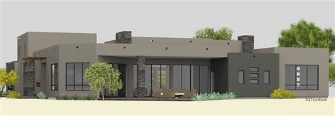 luxury modern house plans courtyard60 luxury modern courtyard house plan