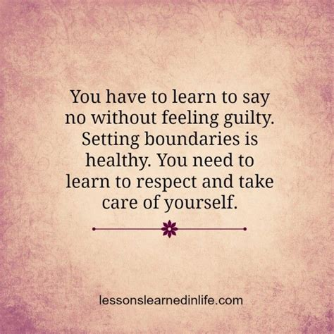 Inspiration And How To Find It No 3 Being Negative by You To Learn To Say No Without Feeling Guilty