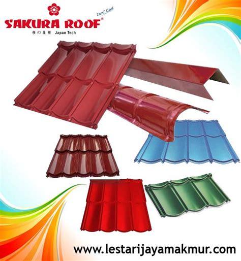 Genteng Multiroof Termurah harga genteng metal roof terbaru termurah