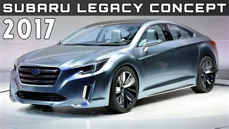 subaru concept 2017 2017 subaru legacy concept review rendered price specs