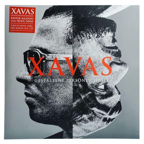 xavas wage es zu glauben xavas gespaltene pers 246 nlichkeit album vinyl cd ksa 0033
