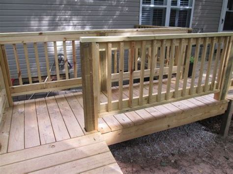 deck  railings   paint stain   seal