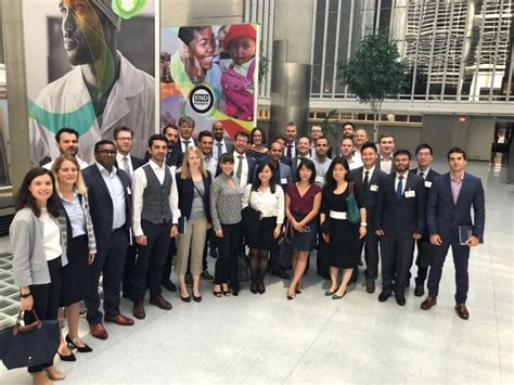 Crm Studies Mba Students by Study Trips Inspire Rsm Mba Students In Seven Cities