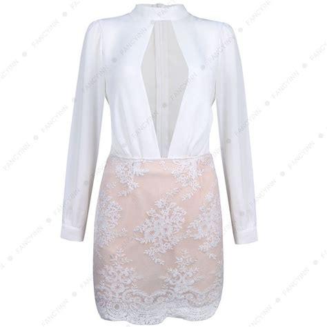 sweetheart neckline sheer chiffon blouse mini lace skirt 2pcs choker dress ebay
