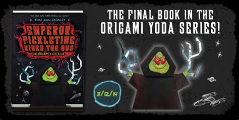 Next Origami Yoda Book - its finaly out origami yoda