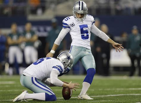 Kickers Coboy dallas cowboys kicker 2014