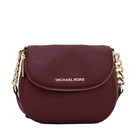 Michael Kors Crossbody michael kors bedford leather flap crossbody bag pink orchard luxury brands