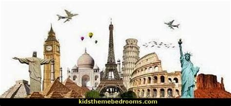 kids bedrooms around the world decorating theme bedrooms maries manor travel theme decorating ideas global decor