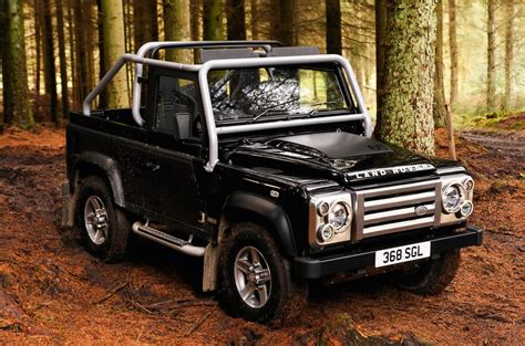 land rover defender svx cars 2008 land rover defender svx