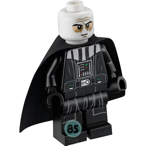 Lego Darth Vader Minifigure lego original minifigure darth vader sw636 from set 75093