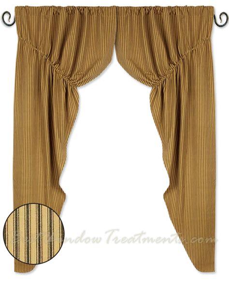 prairie style curtains curtains ideas 187 fishtail swag curtains inspiring