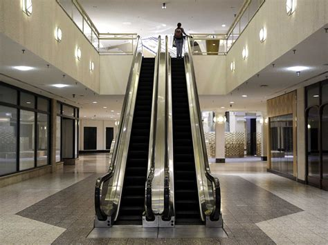 America S Malls And Department Stores Are Dying Off Time | haunting images from one of america s dying shopping malls