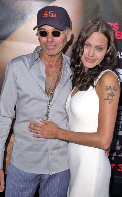 tattoo angelina jolie billy bob billy bob thornton from brad pitts angelina jolies