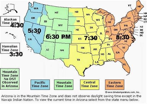 printable united states time zone map state time zone map usa map time zones image us state map