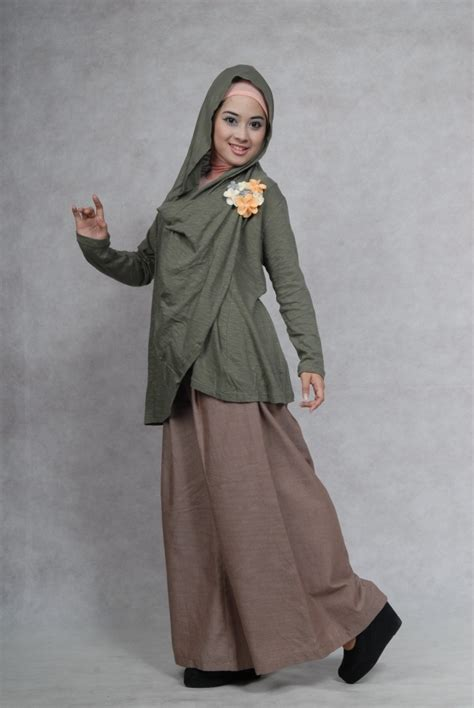 Kulot Pant 1 When Kulot And Hoodie Become One Style