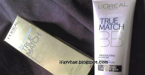Harga L Oreal Skin Care Indonesia the label l oreal true match bb review