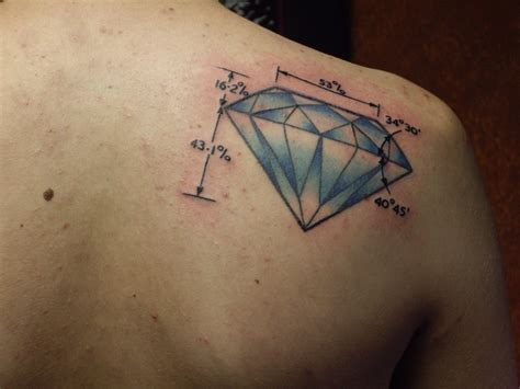 tattoo with diamond diamond tattoos designs ideas and meaning tattoos for you