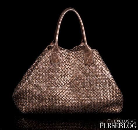 Botegga Venetta by Bottega Veneta Reflet Cabat Limited Edition Purseblog