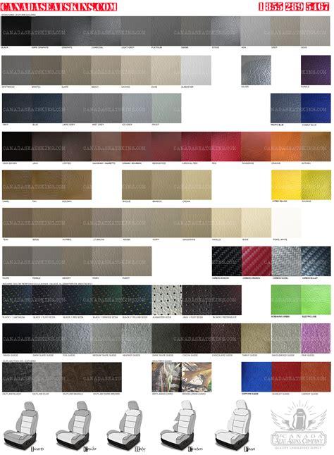 chevrolet tahoe dealer pak leather upholstery kit