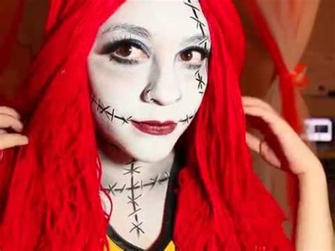 imagenes sally novia jack tutorial de maquillaje sally el extra 241 o mundo de jack