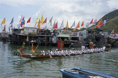 大澳百年習俗 遊涌之旅 - Ta Boat Parade