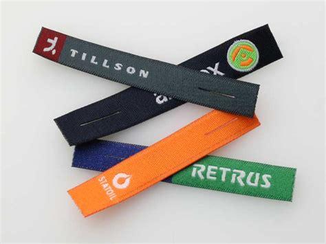 Zipper Logo gewebte zipper rei 223 verschluss mit logo