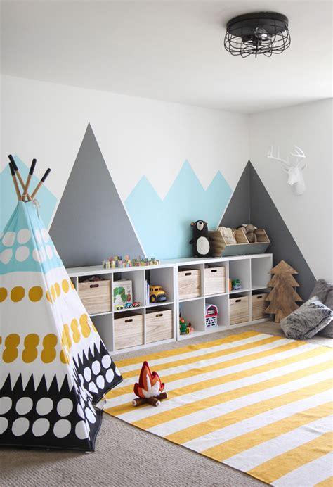 diy play room kid s colorful c playroom design home design