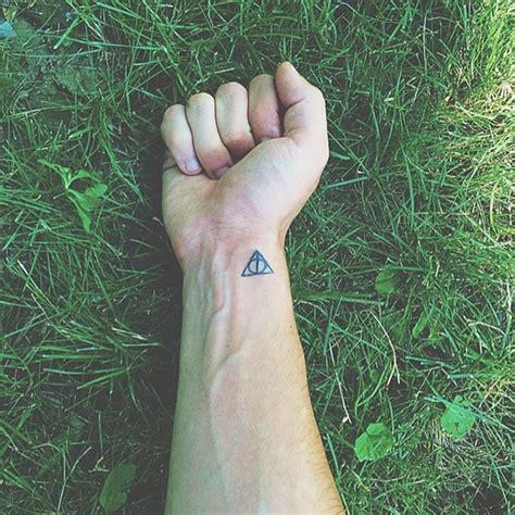 minimalist tattoo harry potter 15 minimalist tattoo ideas that will inspire you to get