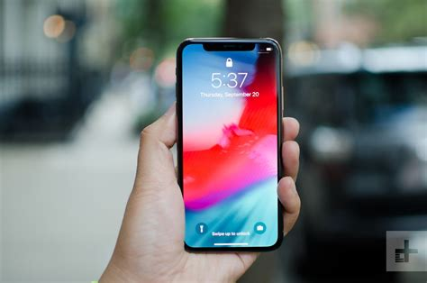 On Iphone Xs by Iphone Xs Review The Best Iphone Yet Digital Trends