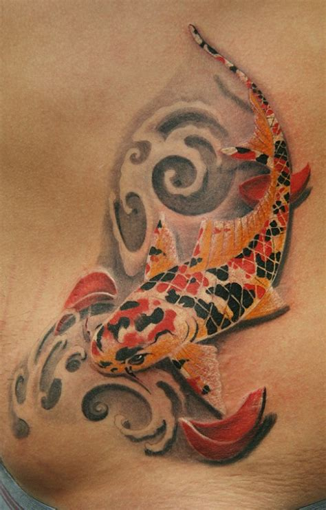 25 lovely koi fish tattoo design ideas wpjuices