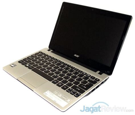 Laptop Acer Kecil review acer aspire v5 123 notebook mini dengan amd e1 jagat review