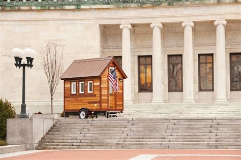 the world s smallest house will be auctioned on ebay to