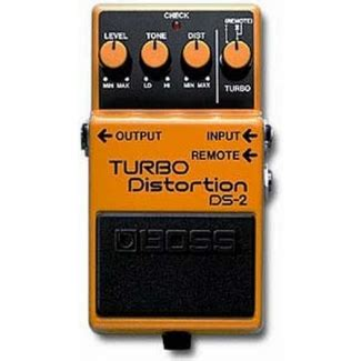 Harga Ds2 Turbo Distortion by Ds2 Distortion Pedal At Promenade