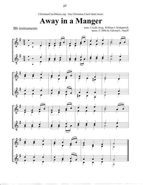 printable sheet music free christmas 7 best images of free printable christmas carols sheet