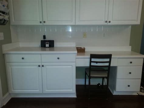anyone with a 2 inch backsplash or no backsplash kitchen 4 inch granite backsplash or tile