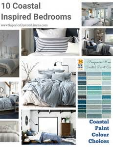 paint choices for bedroom 10 coastal inspired bedrooms with coastal paint colour