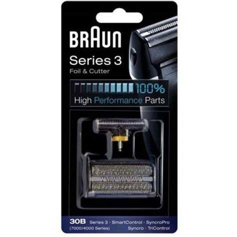 30b Braun Foil Cutter braun 30b 4000 7000 foil cutter pack