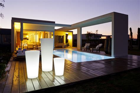 photo eclairage 233 clairage terrasse design eclairage ext 233 rieur