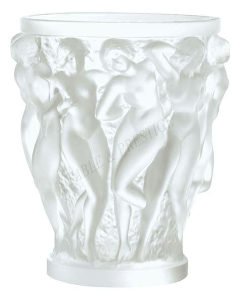 lalique vase vase lalique bacchantes 1220000