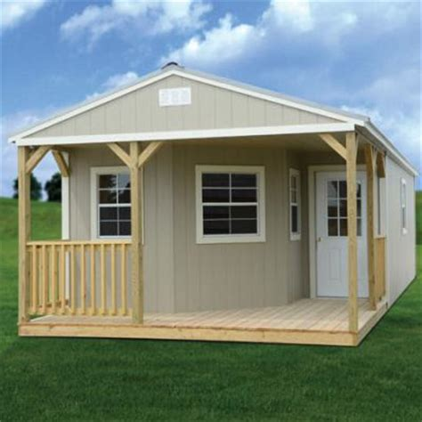 Building A Mother In Law Suite by Derksen Painted Deluxe Lofted Barn Cabin Trend Home