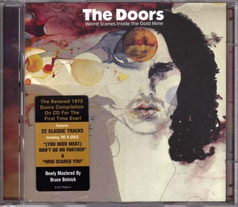 The Doors Inside The Gold Mine 0dayrox melodic rock aor rock prog classic rock news the doors inside