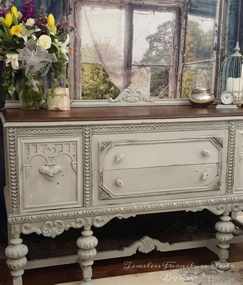 painting old furniture 25 best ideas about painted buffet on pinterest
