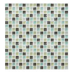 rona bathroom tiles sassi iceland basketweave mosaic 94 050 home depot canada home pinterest