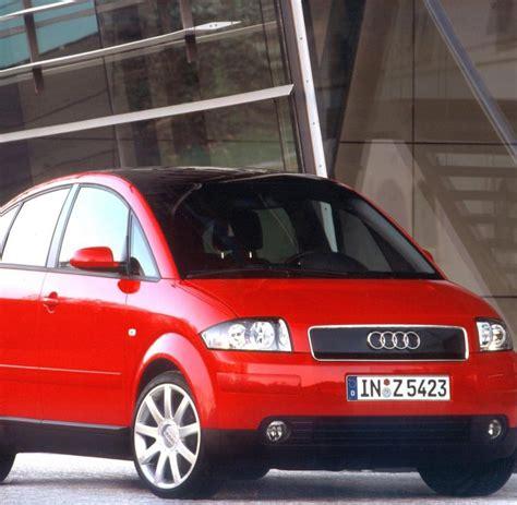 Gebrauchtwagen Audi A2 by Gebrauchtwagen Check Warum Der Audi A2 Heute Hei 223 Begehrt